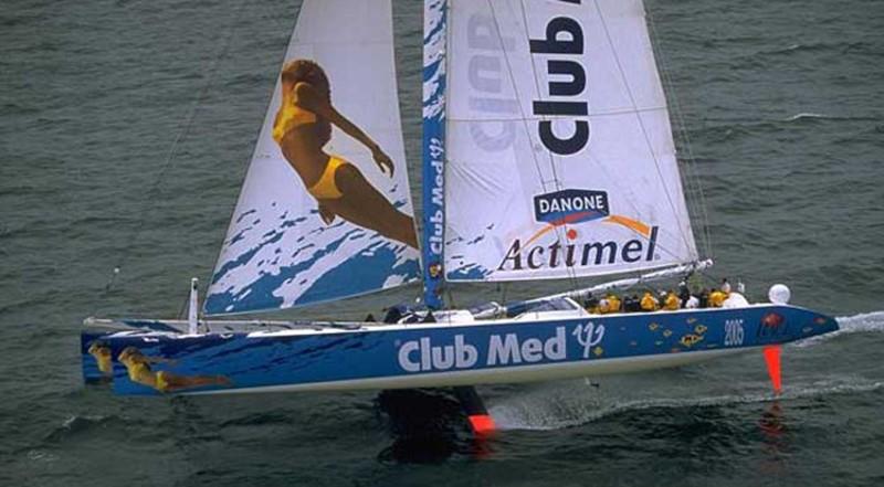 2000 MULTIPLAST Fast Cruising Conversion Maxi Catamaran Catamaran 2463050