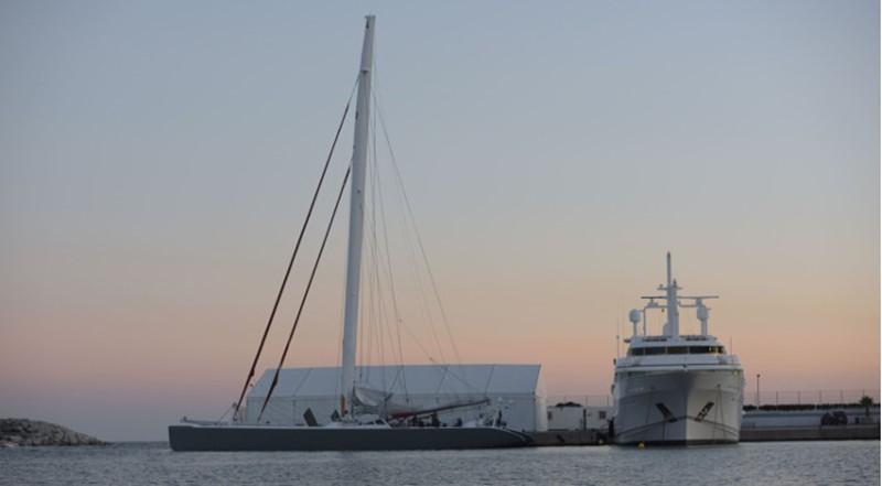 2000 MULTIPLAST Fast Cruising Conversion Maxi Catamaran Catamaran 2463051