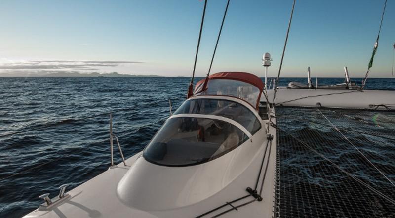 2000 MULTIPLAST Fast Cruising Conversion Maxi Catamaran Catamaran 2463052