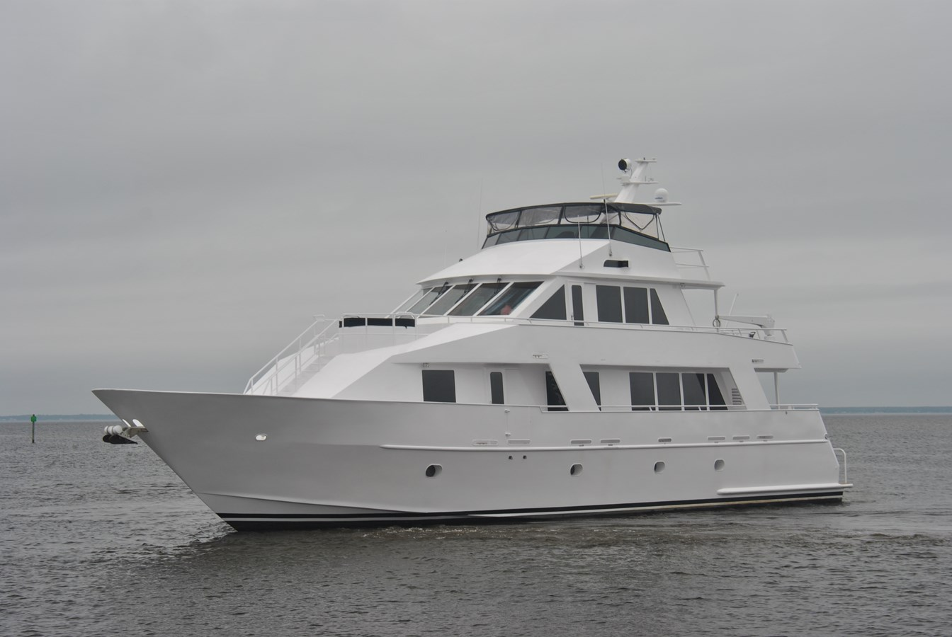 1 Profile Photo 2006 VOYAGER Tri-deck Motor Yacht 2858513