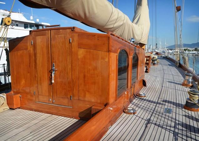 1929 CAMPER & NICHOLSONS  Racing Sailboat 2371536