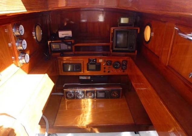 1929 CAMPER & NICHOLSONS  Racing Sailboat 2371537