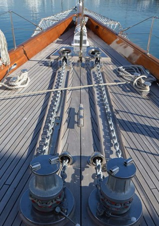 1929 CAMPER & NICHOLSONS  Racing Sailboat 2371538