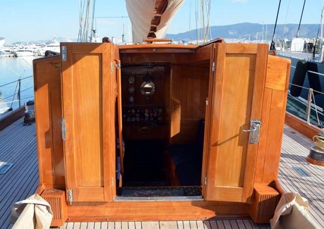 1929 CAMPER & NICHOLSONS  Racing Sailboat 2371539