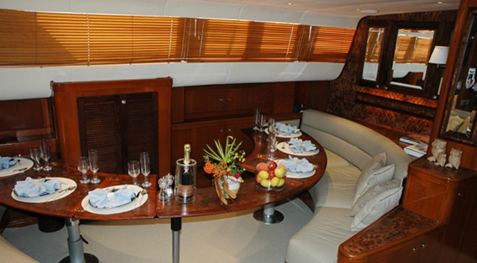 1991 CIM SHIPYARD MAXI 88 Cutter Sloop Cruising Sailboat 2371552