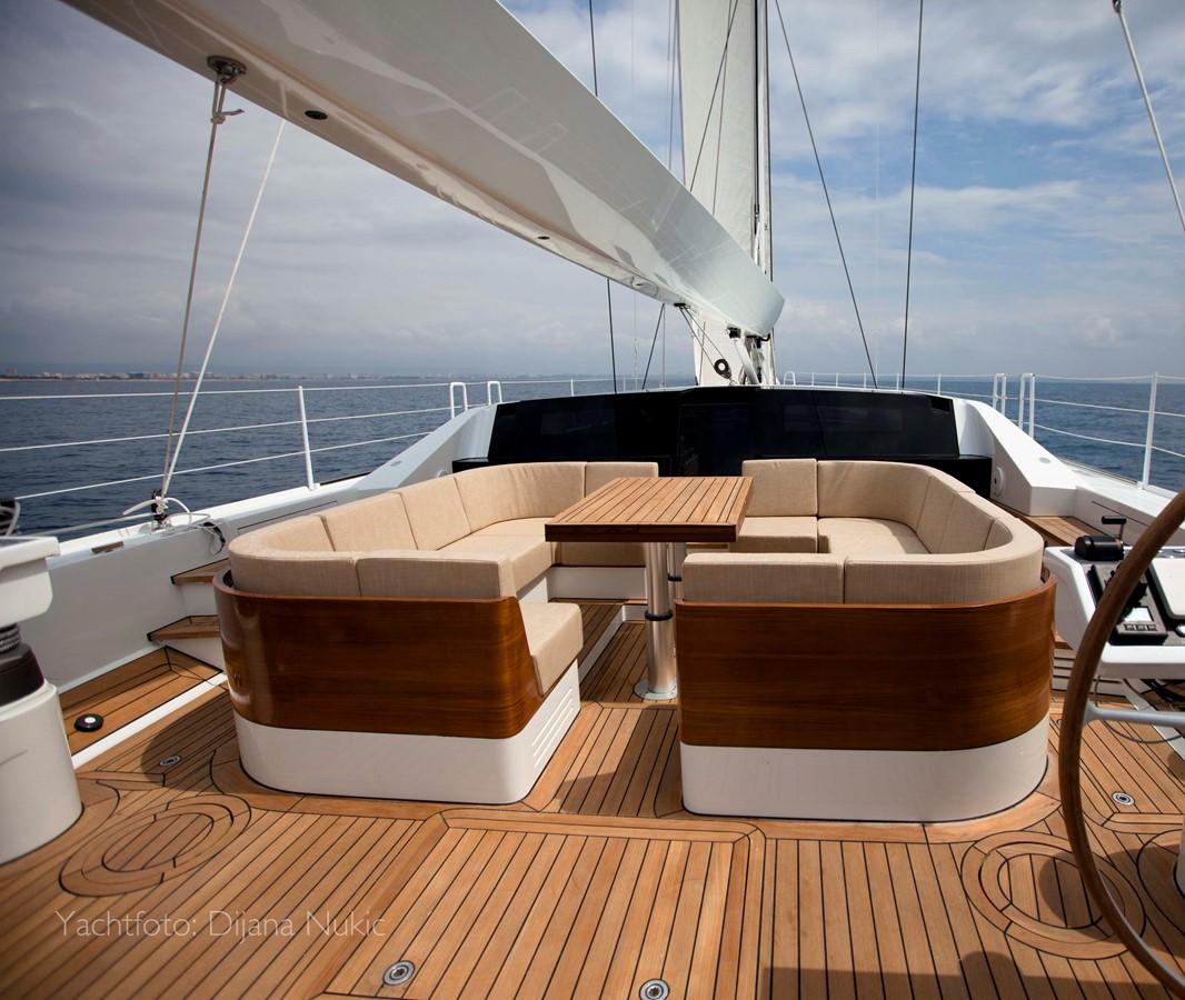 2014 CYRUS YACHTS BD 80 Cruising/Racing Sailboat 2375386