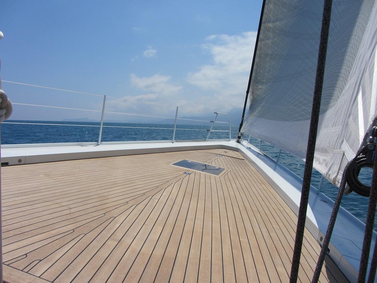 2014 CYRUS YACHTS BD 80 Cruising/Racing Sailboat 2375387