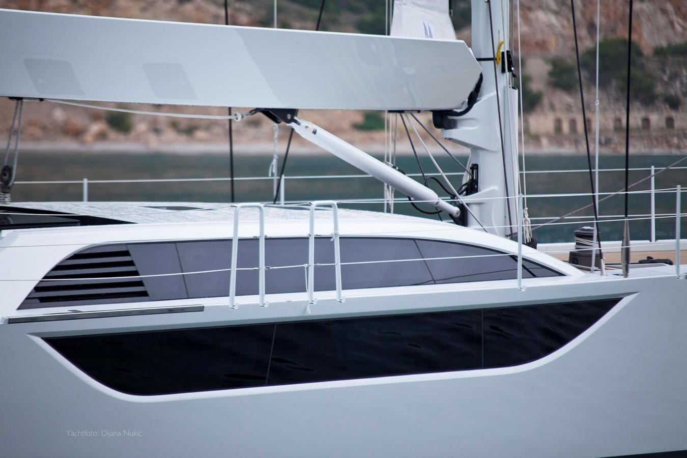 2014 CYRUS YACHTS BD 80 Cruising/Racing Sailboat 2375388
