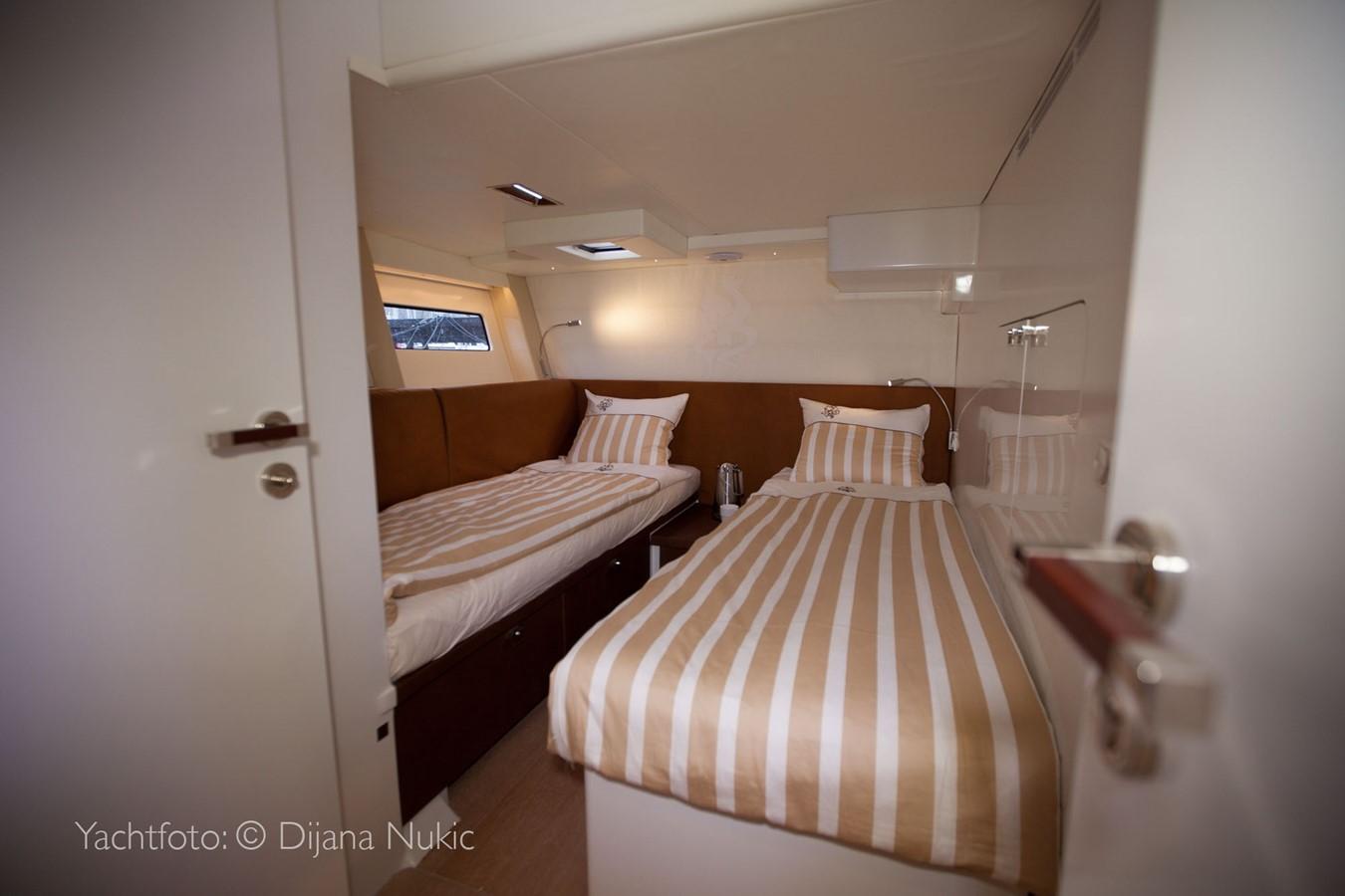 2014 CYRUS YACHTS BD 80 Cruising/Racing Sailboat 2375392