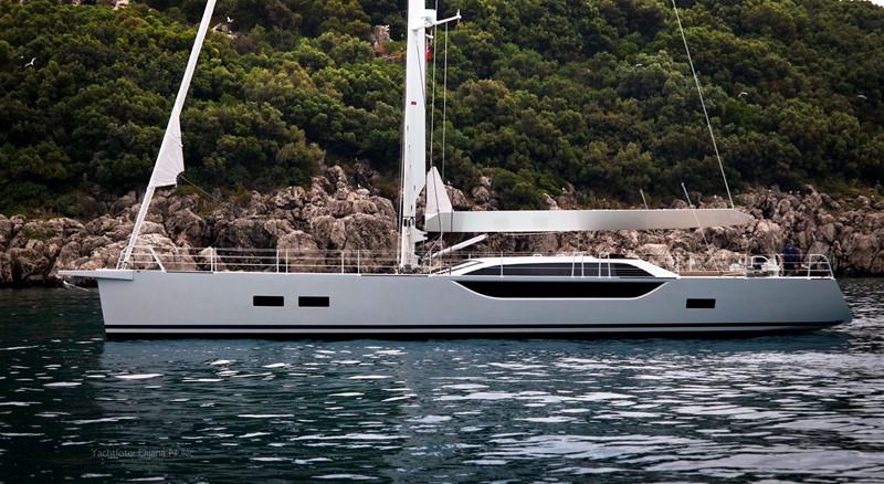 2014 CYRUS YACHTS BD 80 Cruising/Racing Sailboat 2375381