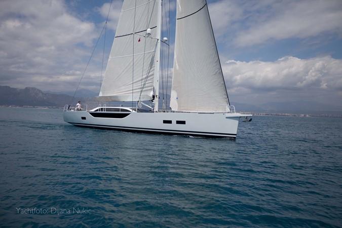 2014 CYRUS YACHTS BD 80 Cruising/Racing Sailboat 2375396