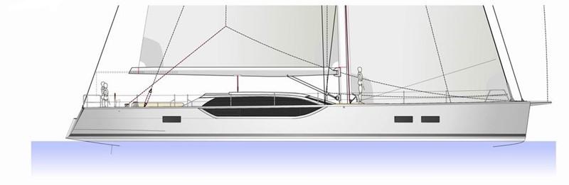 2014 CYRUS YACHTS BD 80 Cruising/Racing Sailboat 2375403