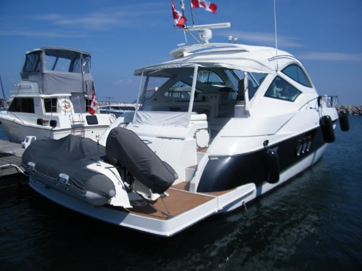 2010 CRUISERS YACHTS 520 Sports Coupe Cruiser 2372751