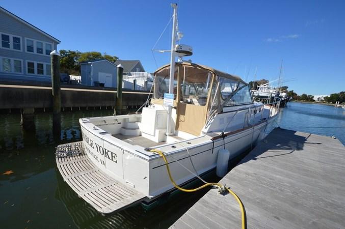 1998 GRAND BANKS 38 Eastbay Motor Yacht 2678964