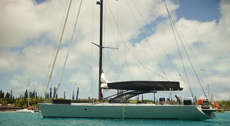 1996 MISTRAL COMPOSITE Grand Mistral Maxi One Cruising Sailboat 2373588