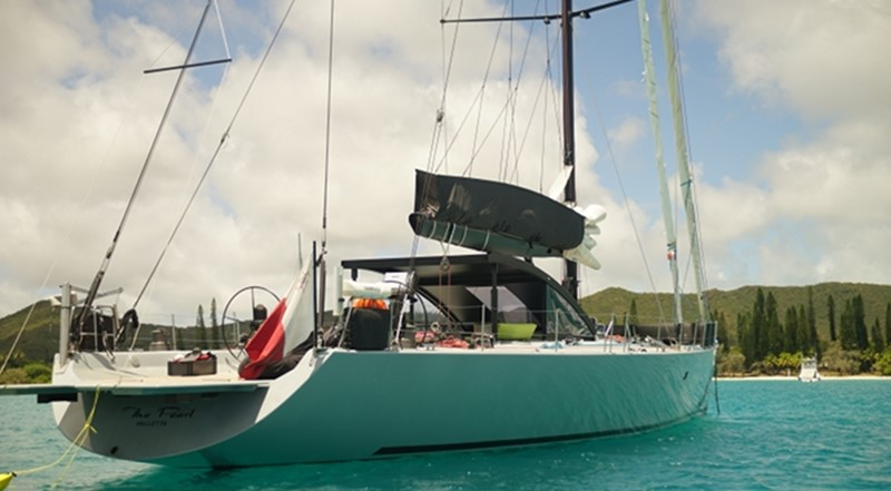 1996 MISTRAL COMPOSITE Grand Mistral Maxi One Cruising Sailboat 2373589