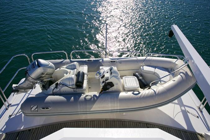 SEYCHELLE 111 tender 3 1992 NORTHCOAST YACHTS Tri-Deck Motor Yacht Motor Yacht 2374139