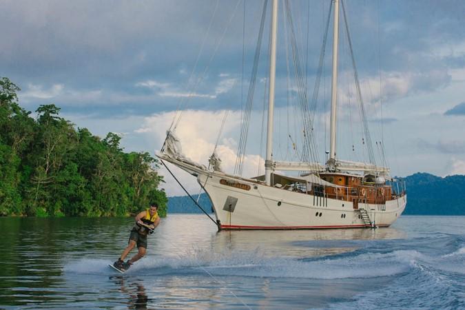 MUTIARA LAUT 2009 CUSTOM Schooner MLS #250860   YATCO MLS - Yacht Sales