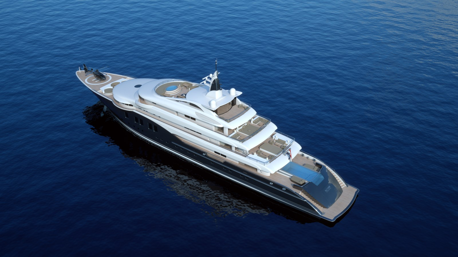2022 ICON YACHTS  Motor Yacht 2375358