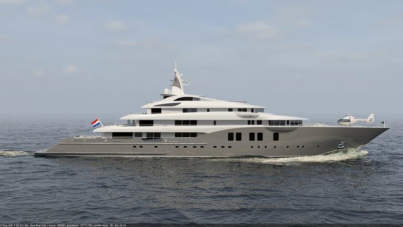 2021 ICON YACHTS  Motor Yacht 2375359