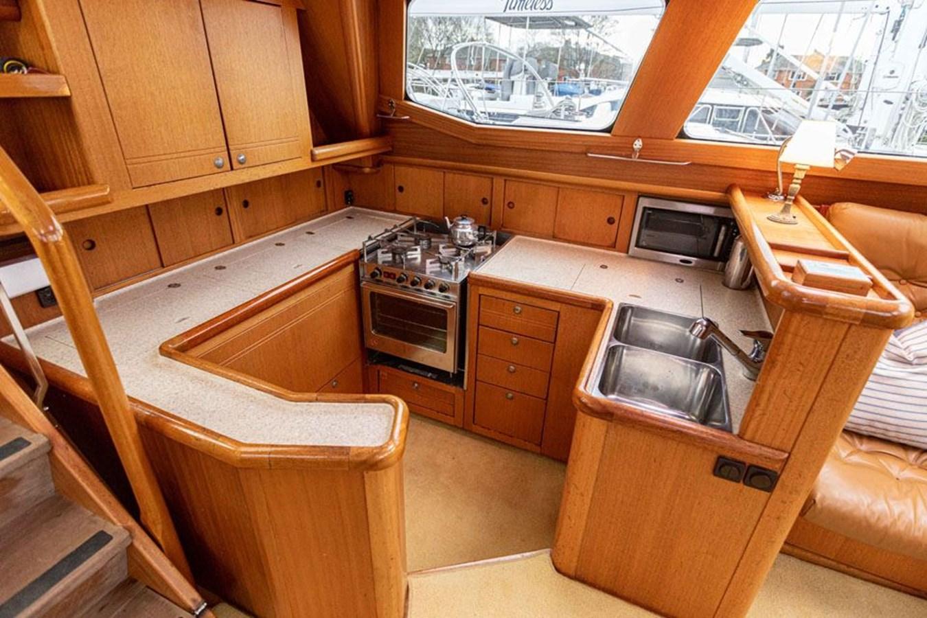 farr-60-pilothouse-18 1999 NAJAD Farr 60 Pilothouse Cruising Sailboat 2830112