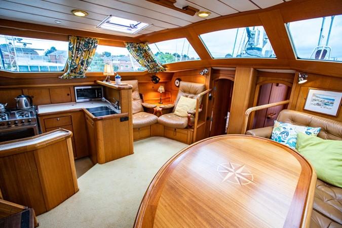 1999 NAJAD Farr 60 Pilothouse Cruising Sailboat 2556645