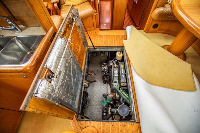 1999 NAJAD Farr 60 Pilothouse Cruising Sailboat 2556649