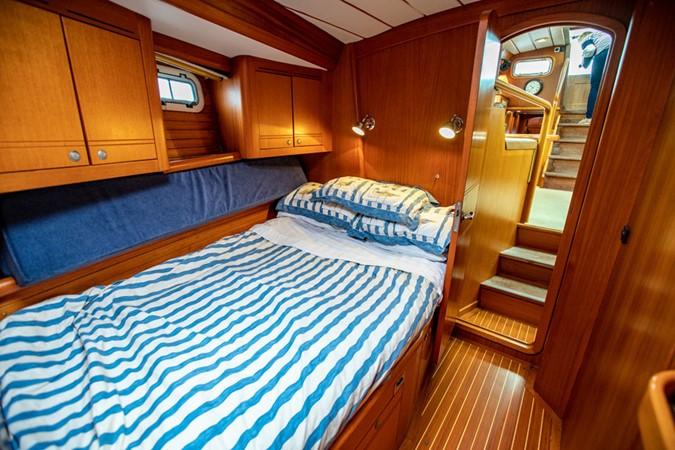 1999 NAJAD Farr 60 Pilothouse Cruising Sailboat 2556653