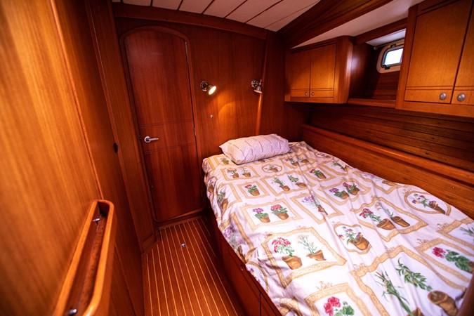 1999 NAJAD Farr 60 Pilothouse Cruising Sailboat 2556654