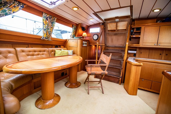 1999 NAJAD Farr 60 Pilothouse Cruising Sailboat 2556657