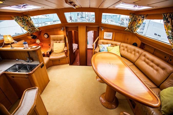 1999 NAJAD Farr 60 Pilothouse Cruising Sailboat 2556658