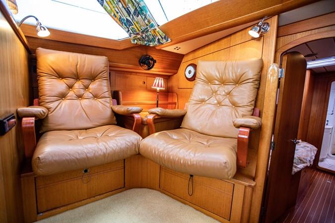 1999 NAJAD Farr 60 Pilothouse Cruising Sailboat 2556659