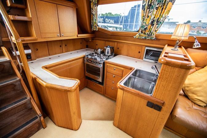 1999 NAJAD Farr 60 Pilothouse Cruising Sailboat 2556666