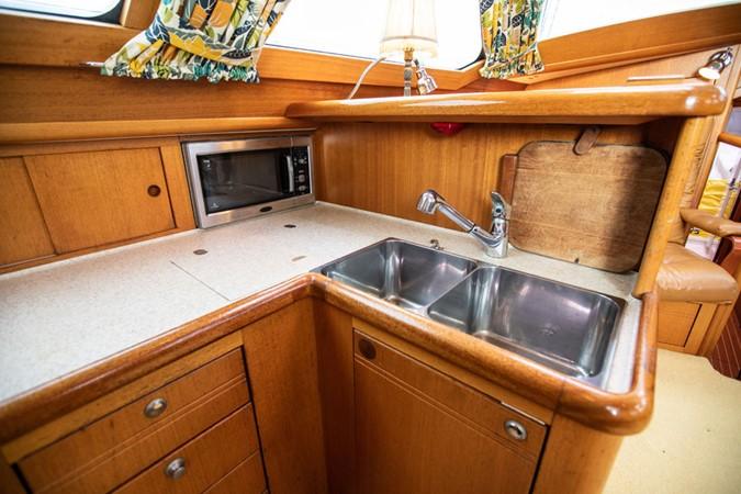 1999 NAJAD Farr 60 Pilothouse Cruising Sailboat 2556667