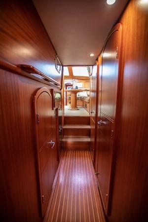 1999 NAJAD Farr 60 Pilothouse Cruising Sailboat 2556671