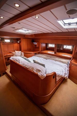 1999 NAJAD Farr 60 Pilothouse Cruising Sailboat 2556675