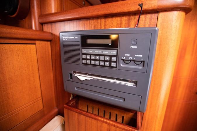 1999 NAJAD Farr 60 Pilothouse Cruising Sailboat 2556680