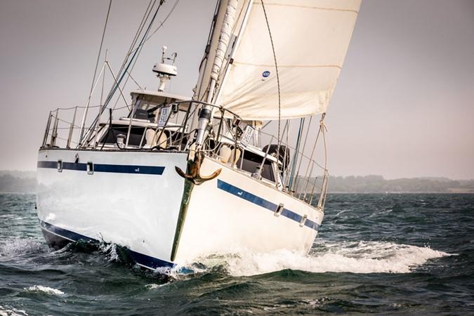 1999 NAJAD Farr 60 Pilothouse Cruising Sailboat 2556684