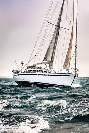 1999 NAJAD Farr 60 Pilothouse Cruising Sailboat 2556687