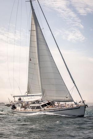 1999 NAJAD Farr 60 Pilothouse Cruising Sailboat 2556689