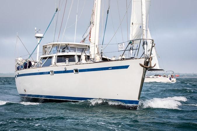 1999 NAJAD Farr 60 Pilothouse Cruising Sailboat 2556691