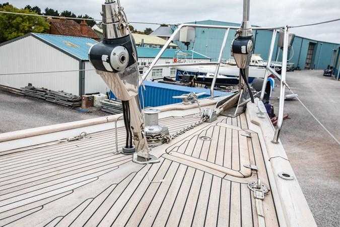 1999 NAJAD Farr 60 Pilothouse Cruising Sailboat 2556693