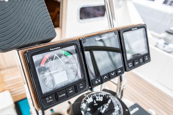 1999 NAJAD Farr 60 Pilothouse Cruising Sailboat 2556704