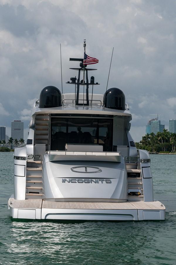 2012 PERSHING Express Cruiser Motor Yacht 2375760