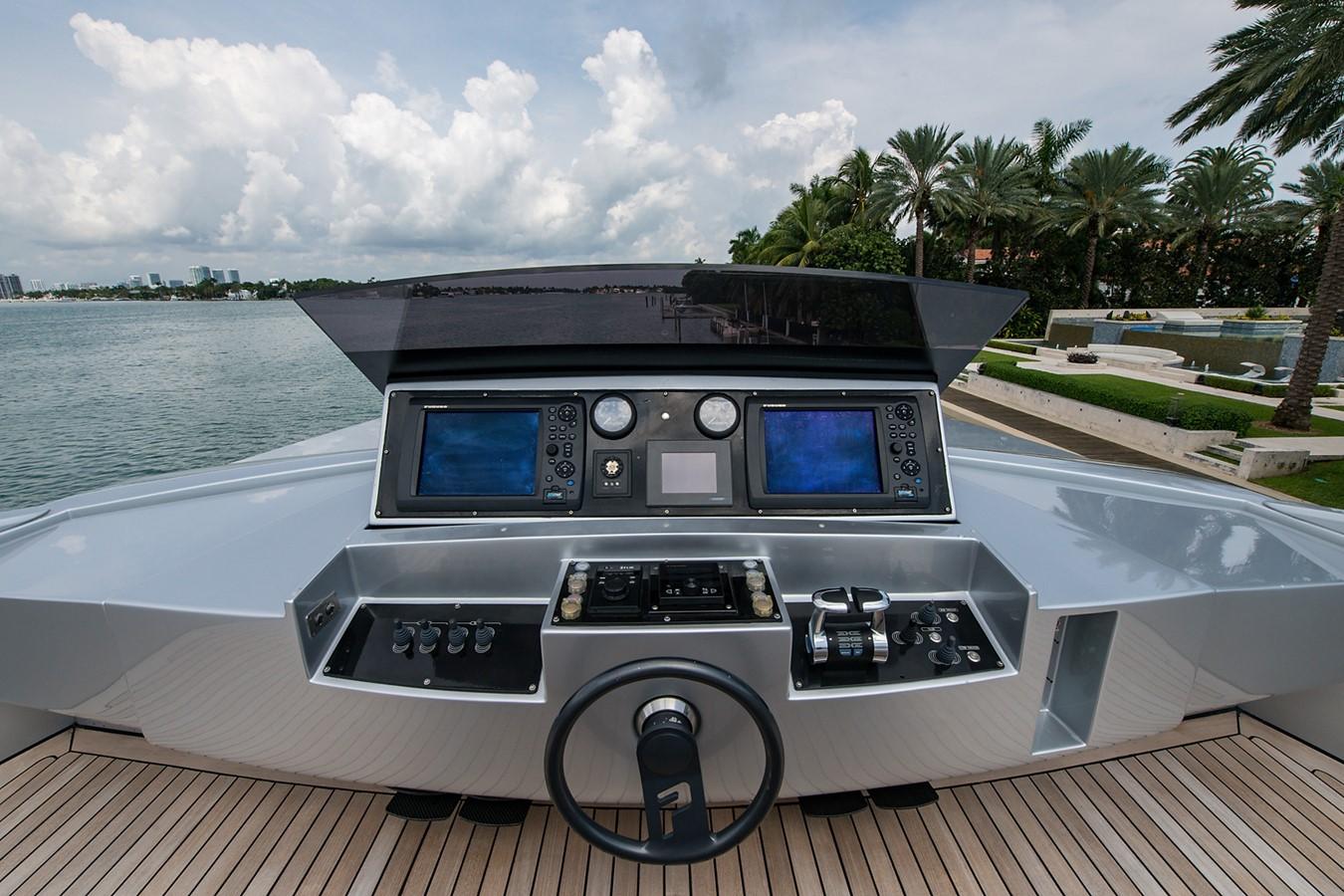 2012 PERSHING Express Cruiser Motor Yacht 2375785