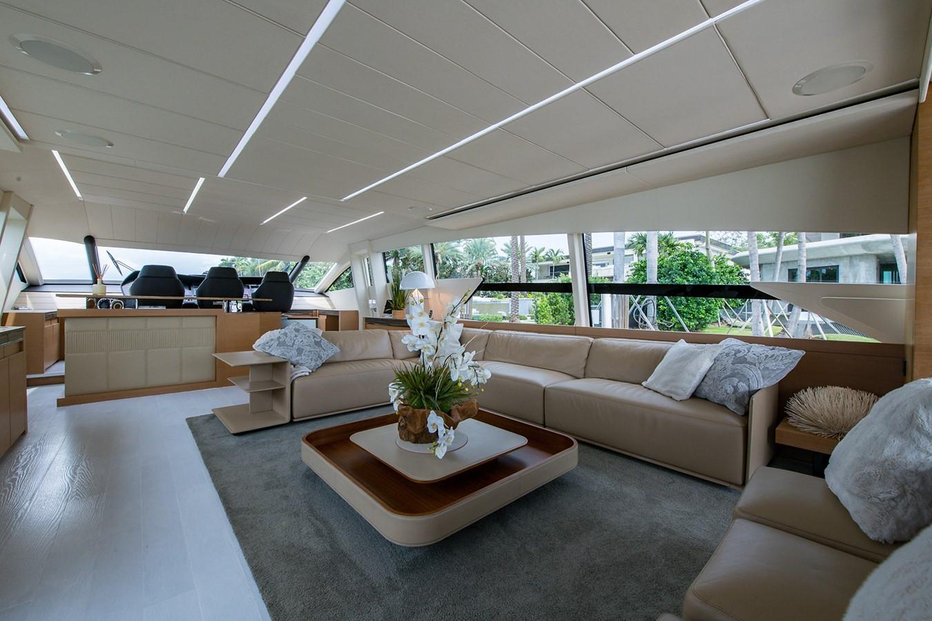 2012 PERSHING Express Cruiser Motor Yacht 2375790