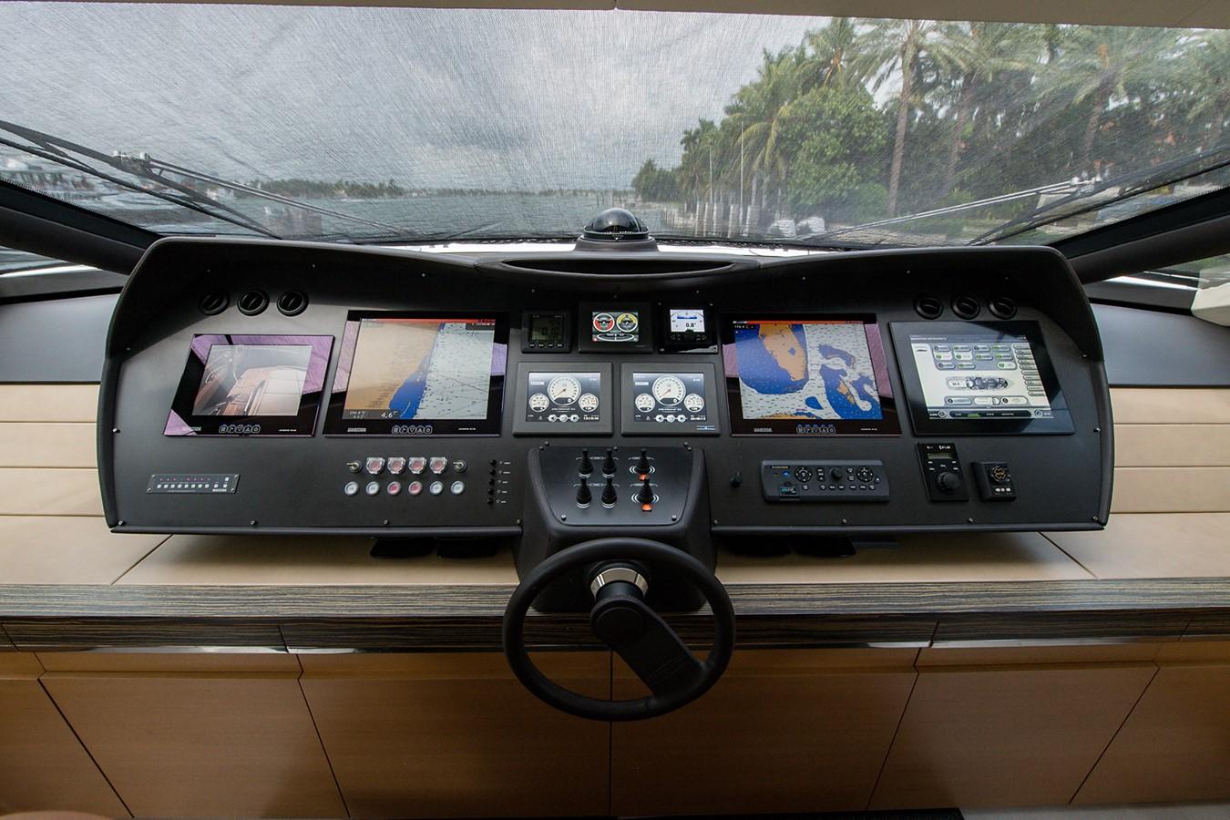 2012 PERSHING Express Cruiser Motor Yacht 2375800