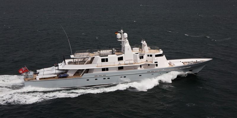 1993 LURSSEN  Motor Yacht 2375905