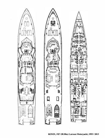 1993 LURSSEN  Motor Yacht 2376593