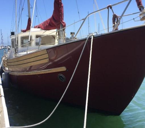1985 FISHER 34 Cruising Ketch 2394566